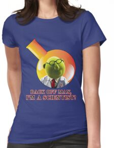 Dr. Bunsen Honeydew. Womens Fitted T-Shirt