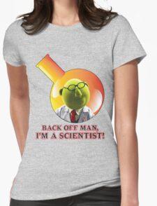 Dr. Bunsen Honeydew. Womens Fitted T-Shirt