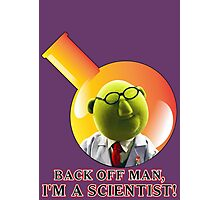 Dr. Bunsen Honeydew. Photographic Print
