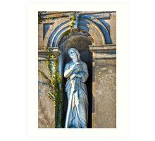 Classical - Dublin Glasnevin Monument Art Print