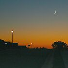 Venus at Dusk by Chelei
