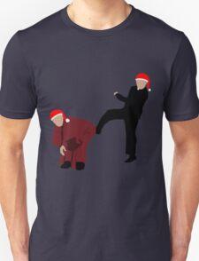Kick Bishop Brennan Up The Arse Christmas Edition T-Shirt