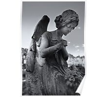 Dreaming Angel Poster