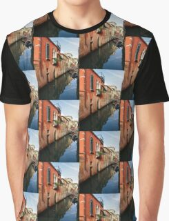 La Serenissima - the Most Serene - Venice Italy Graphic T-Shirt