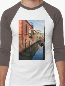 La Serenissima - the Most Serene - Venice Italy Men's Baseball ¾ T-Shirt