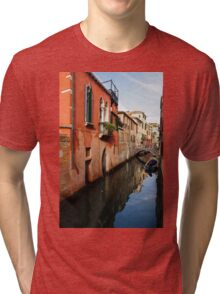 La Serenissima - the Most Serene - Venice Italy Tri-blend T-Shirt