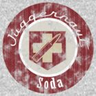 Juggernog - Zombies Perk Emblem by ZincSpoon
