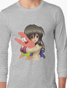 Can Fuko Has Starfish? Long Sleeve T-Shirt