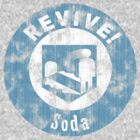 Quick Revive - Zombies Perk Emblem by ZincSpoon