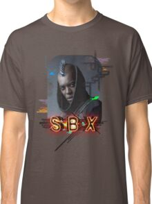 SBX - The Robot Kontrolers FACE IT Fan t-shirt Classic T-Shirt