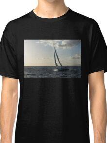 Sailing Towards the Sunlight Classic T-Shirt