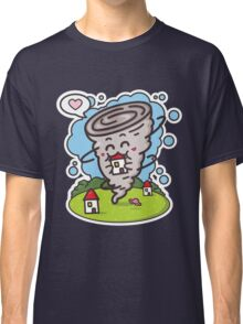 kawaii tornadoes Classic T-Shirt
