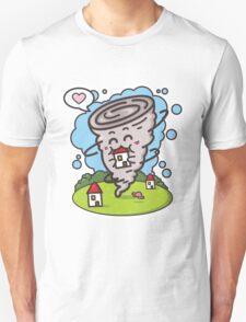 kawaii tornadoes Unisex T-Shirt