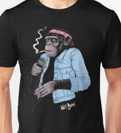Wet Chimp Unisex T-Shirt