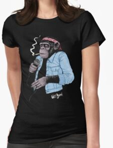 Wet Chimp Womens Fitted T-Shirt