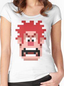 Wreck it Ralph T-Shirt Women's Fitted Scoop T-Shirt