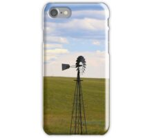 Country Windmill iPhone Case/Skin