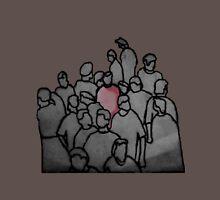 crowded alone Unisex T-Shirt