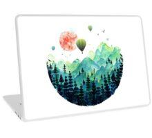 Roundscape Laptop Skin