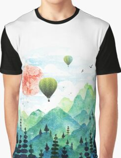 Roundscape Graphic T-Shirt