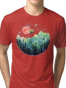Roundscape Tri-blend T-Shirt