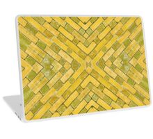 YELLOW BRICK ROAD Laptop Skin