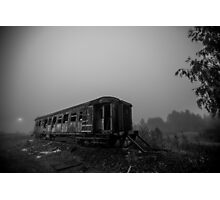 Night Train Photographic Print