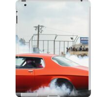 MRBADQ at Tread Cemetery iPad Case/Skin