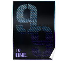 99 To One Poster