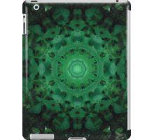 Green Mandala iPad Case/Skin