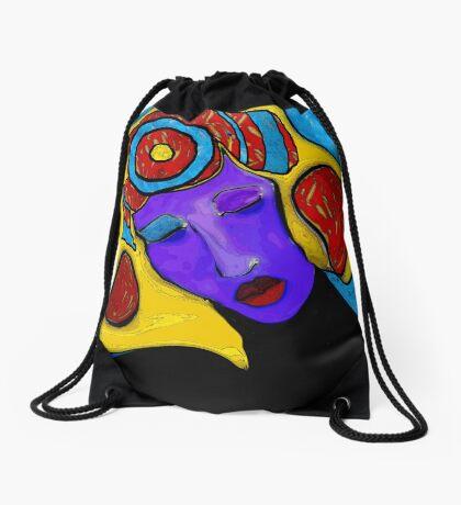 Violet's Third Eye Drawstring Bag