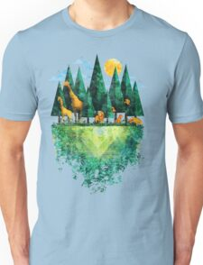 Geo Forest Unisex T-Shirt