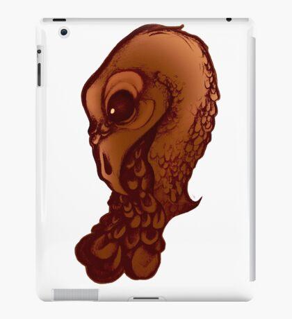 Intense Thanksgiving: Metal Turkey iPad Case/Skin