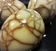 Marbled Eggs by v-something