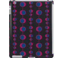 Abstract retro pattern iPad Case/Skin