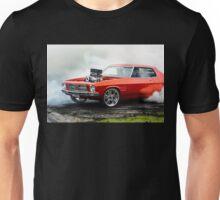 MRBADQ Tread Cemetery Skid Unisex T-Shirt