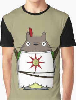 Totoro praise the sun Graphic T-Shirt