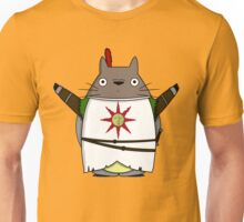 Totoro praise the sun Unisex T-Shirt