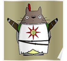 Totoro praise the sun Poster