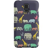 geo zoo Samsung Galaxy Case/Skin
