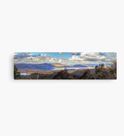 A Golden Hill Canvas Print