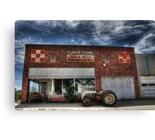 Grain Co. Canvas Print
