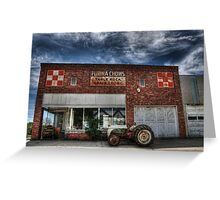 Grain Co. Greeting Card