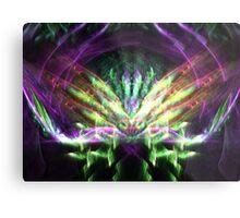 Jungle Lily Metal Print