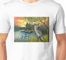Bid 68 Owl Unisex T-Shirt