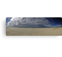 Bilinga Beach Panorama Canvas Print