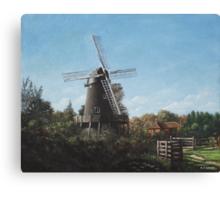 Southampton Bursledon Windmill Canvas Print