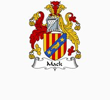 Mack Coat of Arms / Mack Family Crest Unisex T-Shirt