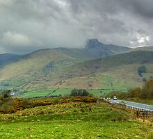 The English Lake District...Northern Approaches by Jamie  Green