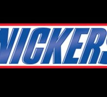 Grab a Snickers! Sticker